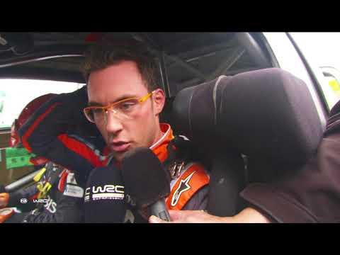 WRC - 2017 Rallye Deutshchland - Day 2 part 1 (видео)