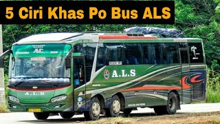 Video 5 Ciri Khas Po Bus ALS MP3, 3GP, MP4, WEBM, AVI, FLV Agustus 2018