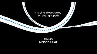 2018 Nissan Leaf ProPilot Infografic