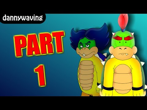 Two Koopas for a throne (part 1)-A day with Bowser Jr