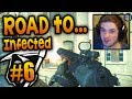 """COME AT ME!"" - Road To - KEM Infected #6 LIVE w/ Ali-A! - (Call of Duty: Ghost Gameplay)"