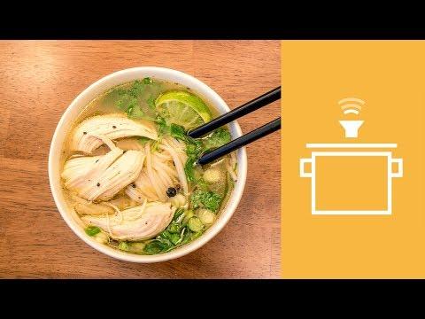Silently Cooking - Pho Ga
