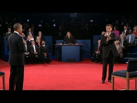 ABCNews - Live coverage from Hempstead, N.Y., of the town hall presidential debate between Barack Obama and Mitt Romney.