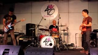 [FANCAM] 20130507 - Baim Trio feat Dikta @ fourties Kemang Video