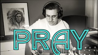 Pray - Sam Smith cover by Tomi Saario ACOUSTIC