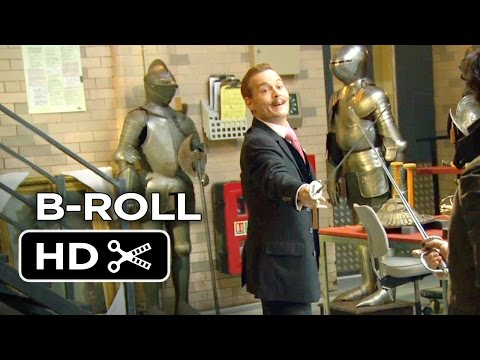 Mortdecai B-Roll