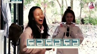 SNSD Yoona & Lee Hyori Dancing to TWICE's Likey