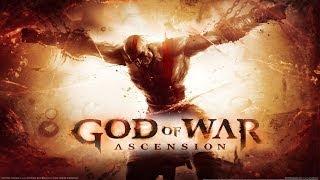 God Of War Ascension Walkthrough Complete Game Movie