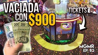 Video $900 en Máquina de Tickets/Vaciada - MiniGames en el Mundo Real EP. 82 MP3, 3GP, MP4, WEBM, AVI, FLV Juni 2019