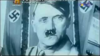 A Fuga de Hitler para a Patagônia Argentina - Completo  Dublado