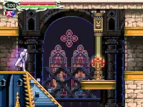 castlevania dawn of sorrow nintendo ds review