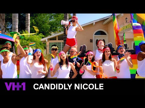 Candidly Nicole | Nicole Richie's Gayng Takes The Neighborhood | VH1