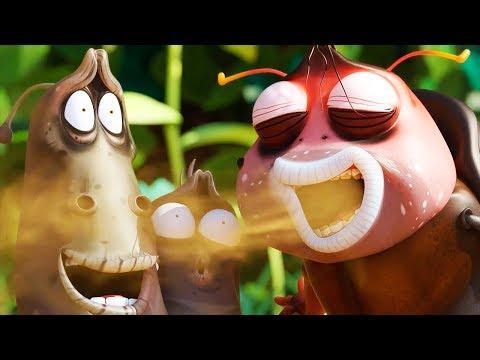 LARVA - STRONG BREATH | Cartoon Movie | Cartoons For Children | Larva Cartoon | LARVA Official - Thời lượng: 32 phút.