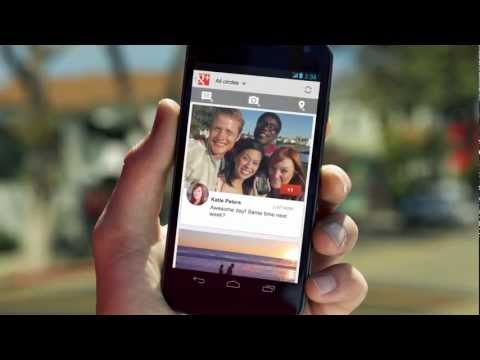 Image of Google+ for Android (official promo video) - Google+ on the go - Stay connected with Google+ on Android