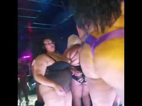 Fat Girls Strip Club Dandcers