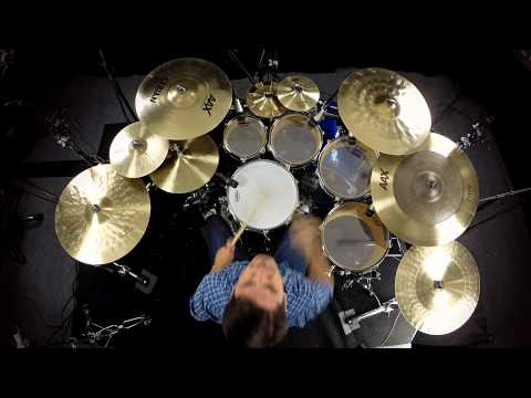 Cobus - 30 Seconds To Mars - Closer To The Edge (Drum Cover)