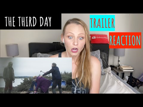 The Third Day Official Trailer Reaction from HBO