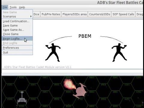 How to do PBEM SFB via vassal