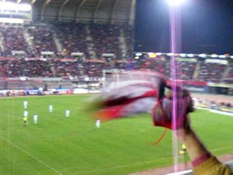 El Mallorca festejando en el Ono Estadi