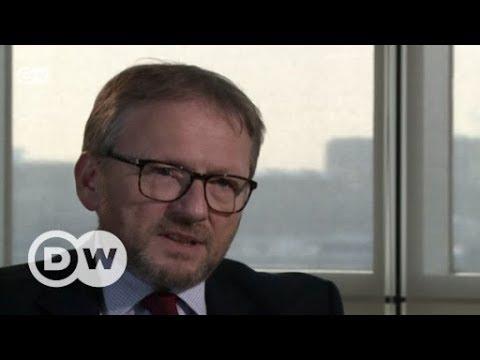 Steht gegen Putin zur Wahl: Boris Titow im Gespräch ...