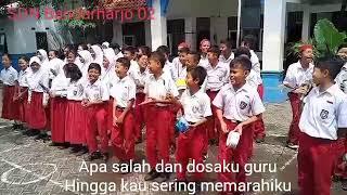 Terimakasih Guru (Jaran Goyang) SDN Bandarharjo 02 Semarang