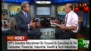 Korn/Ferry's CEO Gary Burnison talks Talent Management on CNBC