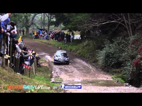 Vídeo resumen 2ª etapa WRC Rallye de Argentina2014 by bestofrallylive