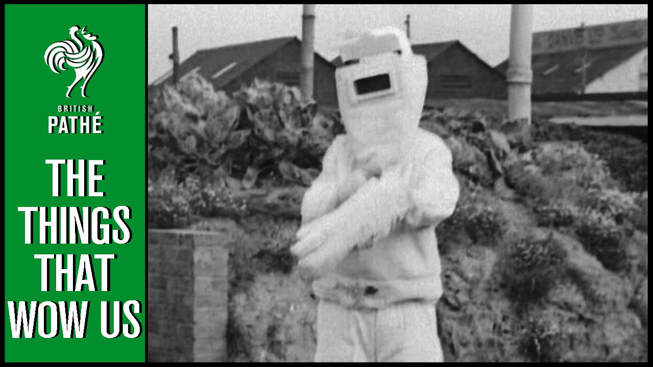 The Wonderful Uses of Asbestos – Amazing Inventions | British Pathé
