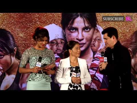 When Mary Kom left Priyanka Chopra shocked…