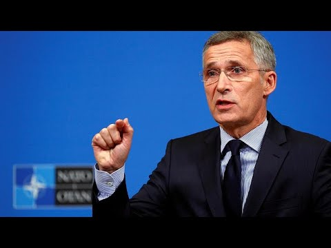 Στόλτενμπεργκ: Ένταξη ΠΓΔΜ στο ΝΑΤΟ μόνο με εφαρμογή της Συμφωνίας των Πρεσπών…