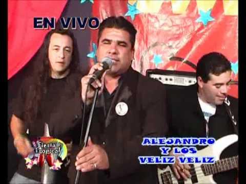 Alejandro y Los Veliz Veliz - En Vivo en Fiesta Tropical (4/4)