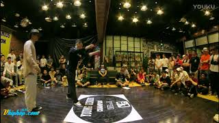 梁根 vs Fire Bac – YG Champion vol 1 1vs1 TOP16