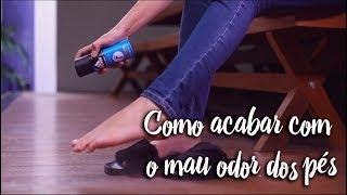Fica a Dica - Como acabar com o mau odor dos pés