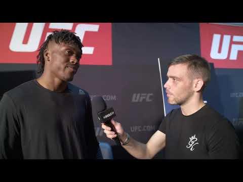 UFC 229 Media Day: Jalin Turner