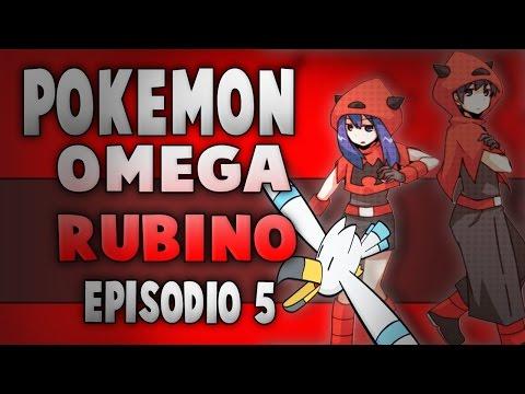 Guida Pokémon Rubino Omega Parte 5 -Peeko :3  -ITA HD