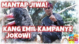 Video Mantap Jiwa! Ridwan Kamil Mulai Kampanyekan Jokowi-Ma'ruf di Jawa Barat! MP3, 3GP, MP4, WEBM, AVI, FLV September 2018