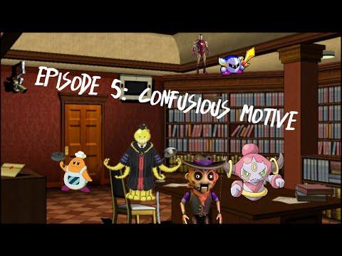 Danganronpa Plush Undying Despair Episode 5: Confusious Motive.