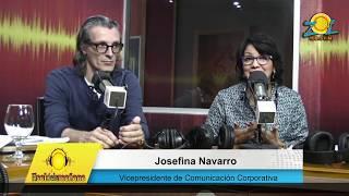 Josefina Navarro y José Enrique Pintor (Pinky) presentan el documental