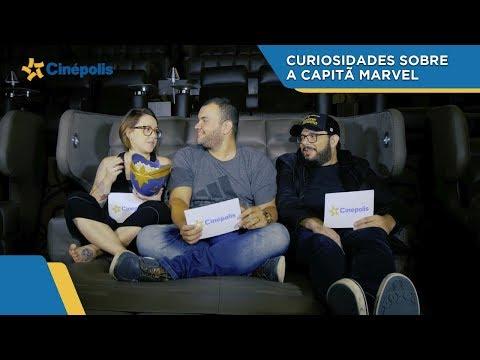 Kinoplex - Curiosidades sobre a Capitã Marvel  (SEM SPOILER)