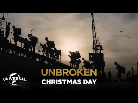 Unbroken (TV Spot 'Christmas Day')