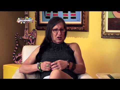 Maura Roth entrevista a cartunista Laerte Coutinho