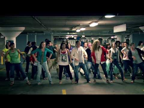 Jai Ho in Chicago(the Slumdog Millionaire Dance)