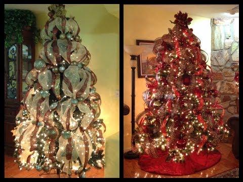 Arbolito de navidad decorado videos videos - Como decorar un arbol de navidad ...