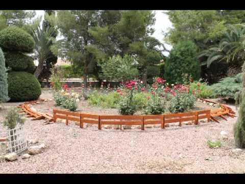 Cercas de madera para jardin videos videos - Cercas para jardin ...