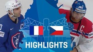 Франция - Чехия 2-5