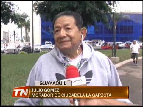 Moradores de ciudadela La Garzota denuncian consumo droga en parque