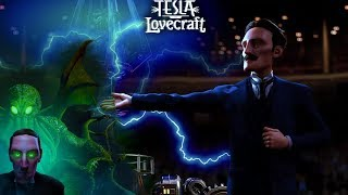 Tesla vs. Lovecraft! - POSSESSED by Cthulhu!