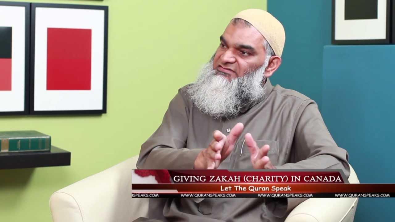 Giving Zakah (Charity) in Canada