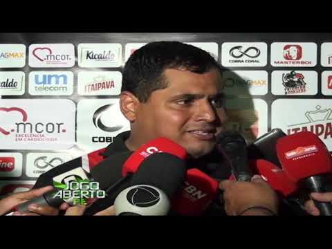 [JOGO ABERTO PE] Santa Cruz enfrenta o Sinop pela Copa do Brasil