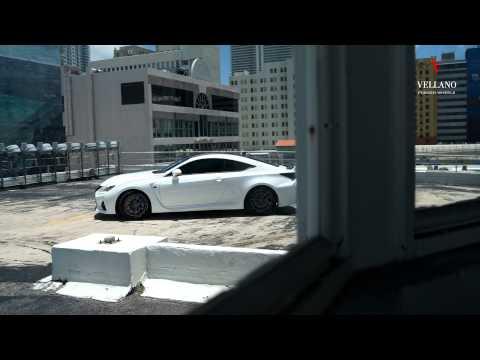 MC Customs | Lexus RC F • Vellano